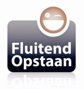 Fluitend Opstaan, logo, stichting